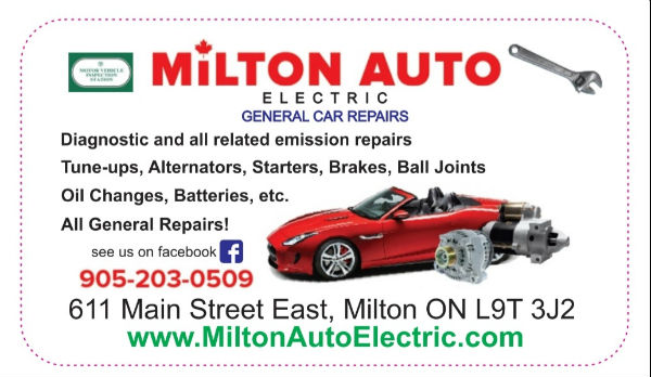Milton-Auto-Electric